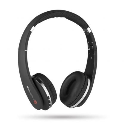 auriculares plegables bluetooth abs