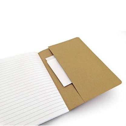 bloc cuaderno carton reciclado natural