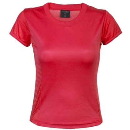 camiseta mujer tecnica colores runner colores