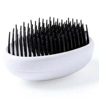 cepillo pequeno blanco antienredos mujer