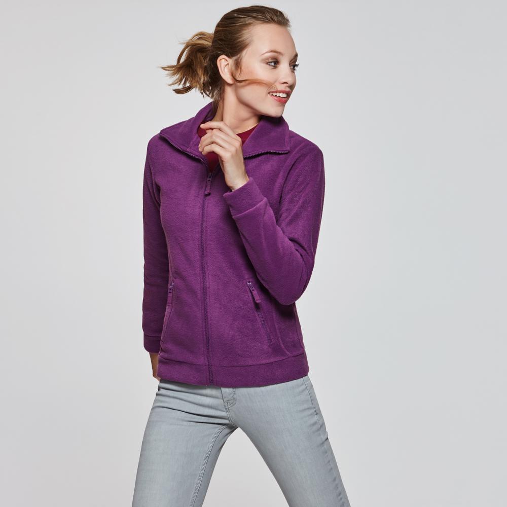 chaqueta polar publicitaria mujer economica