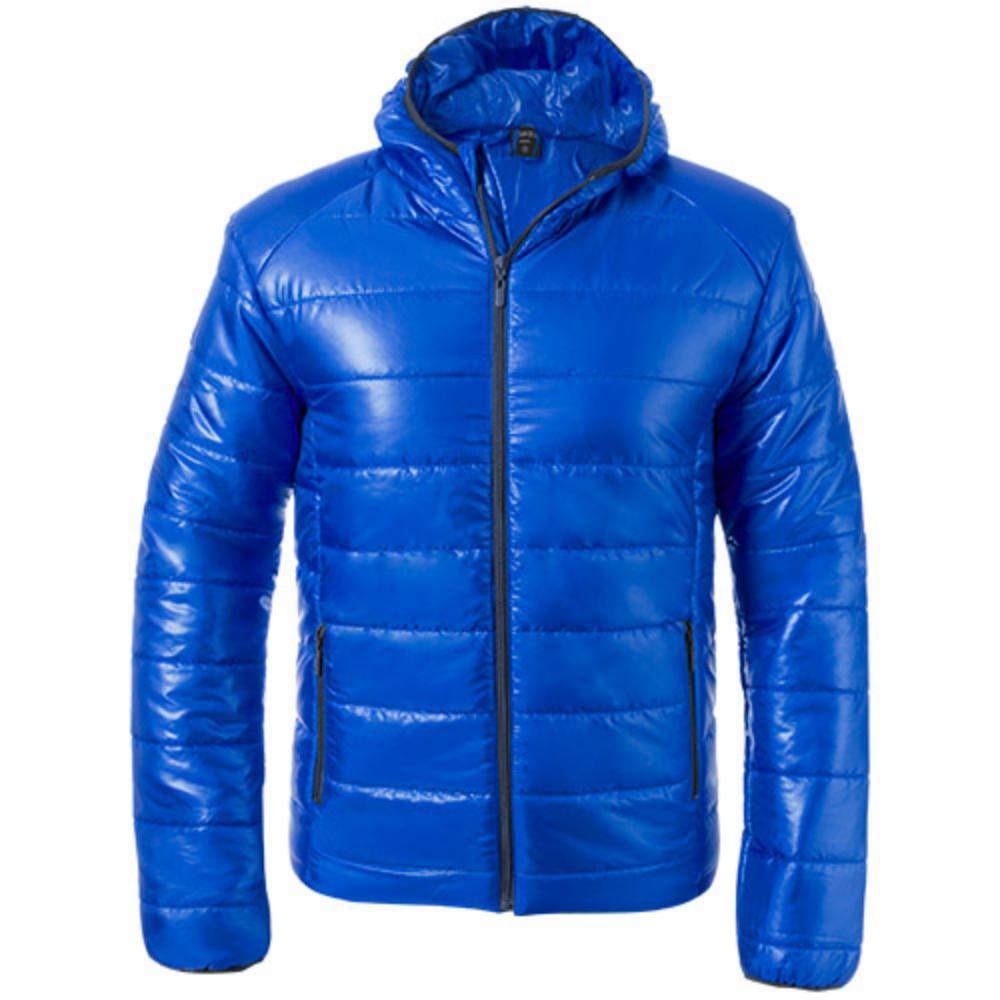chaqueta poliester roja azul negra resistente agua