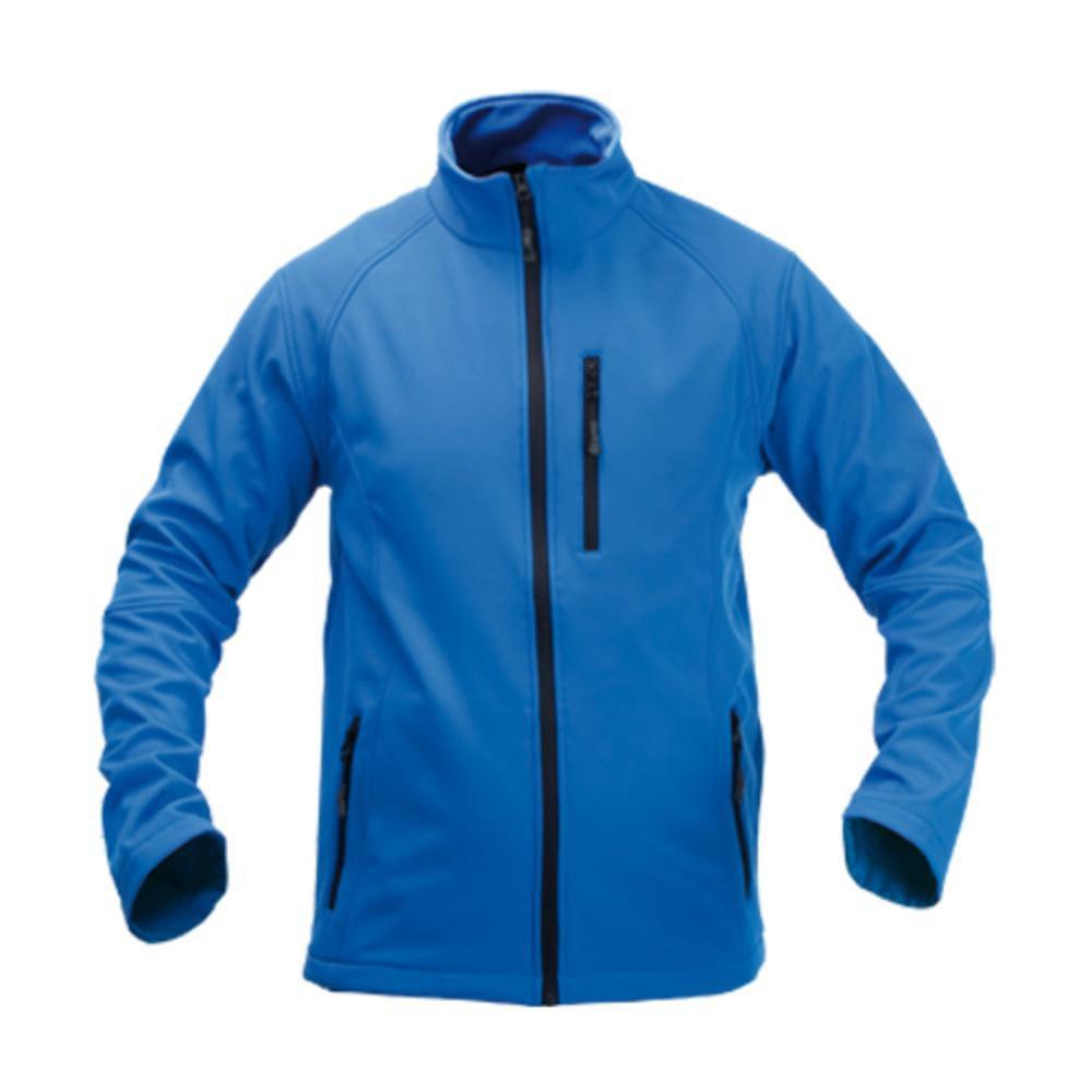 chaqueta shoftshell gr rojo azul negro