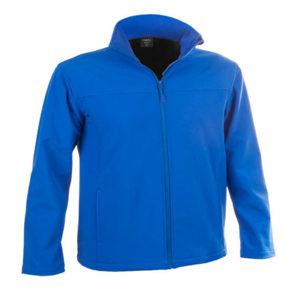 chaqueta softshell impermeable adulto colores