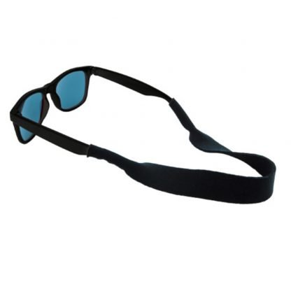 cinta gafas neopreno rojo amarillo azul negro