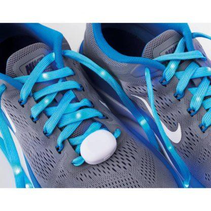 cordones colores logotipo zapatillas deporte