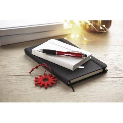 cuaderno a paginas rayadas
