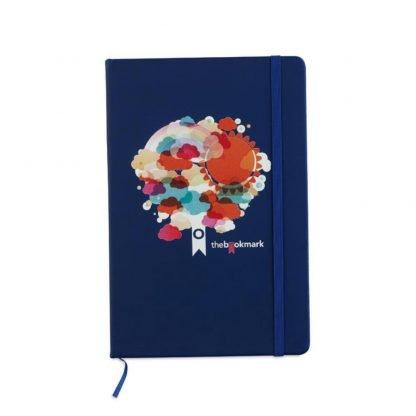 cuaderno a tapa blanda hojas lisas