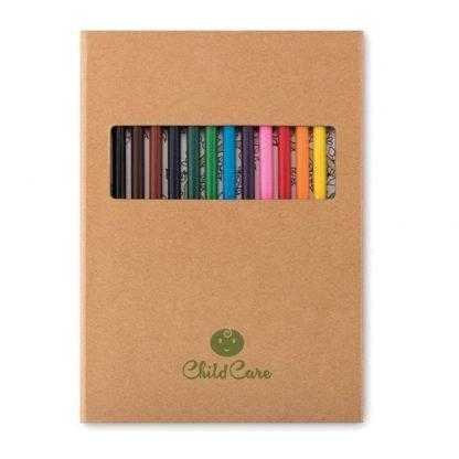 cuaderno colorear lapices colores