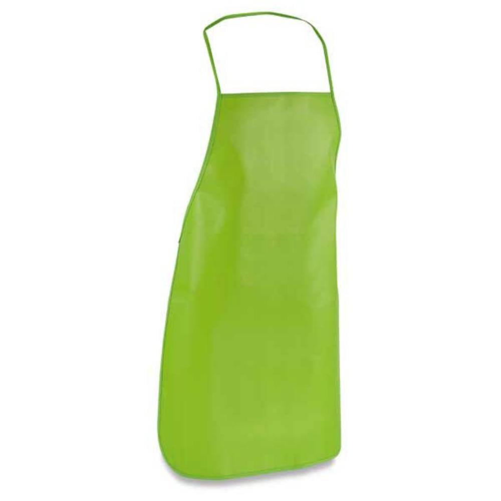 delantal nonwoven gr verde azul blanco
