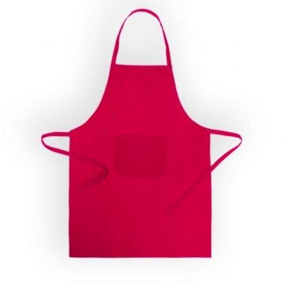 delantal poliester algodon colores cocina calidad