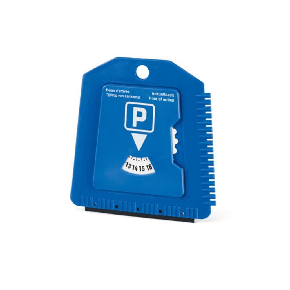disco estacionamiento raspador quita hielos