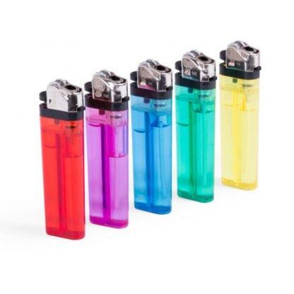 encendedor transparente color barato mechero