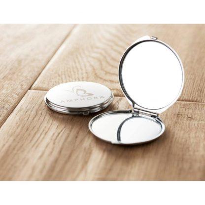 espejo doble aumento estuche