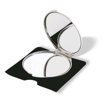 espejo maquillaje doble cristal normal aumento