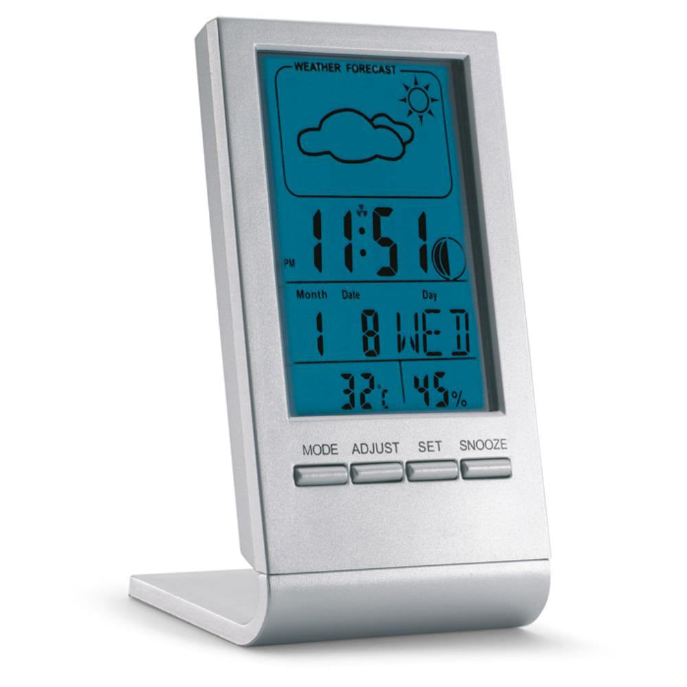 estacion meteorologica hora temperatura