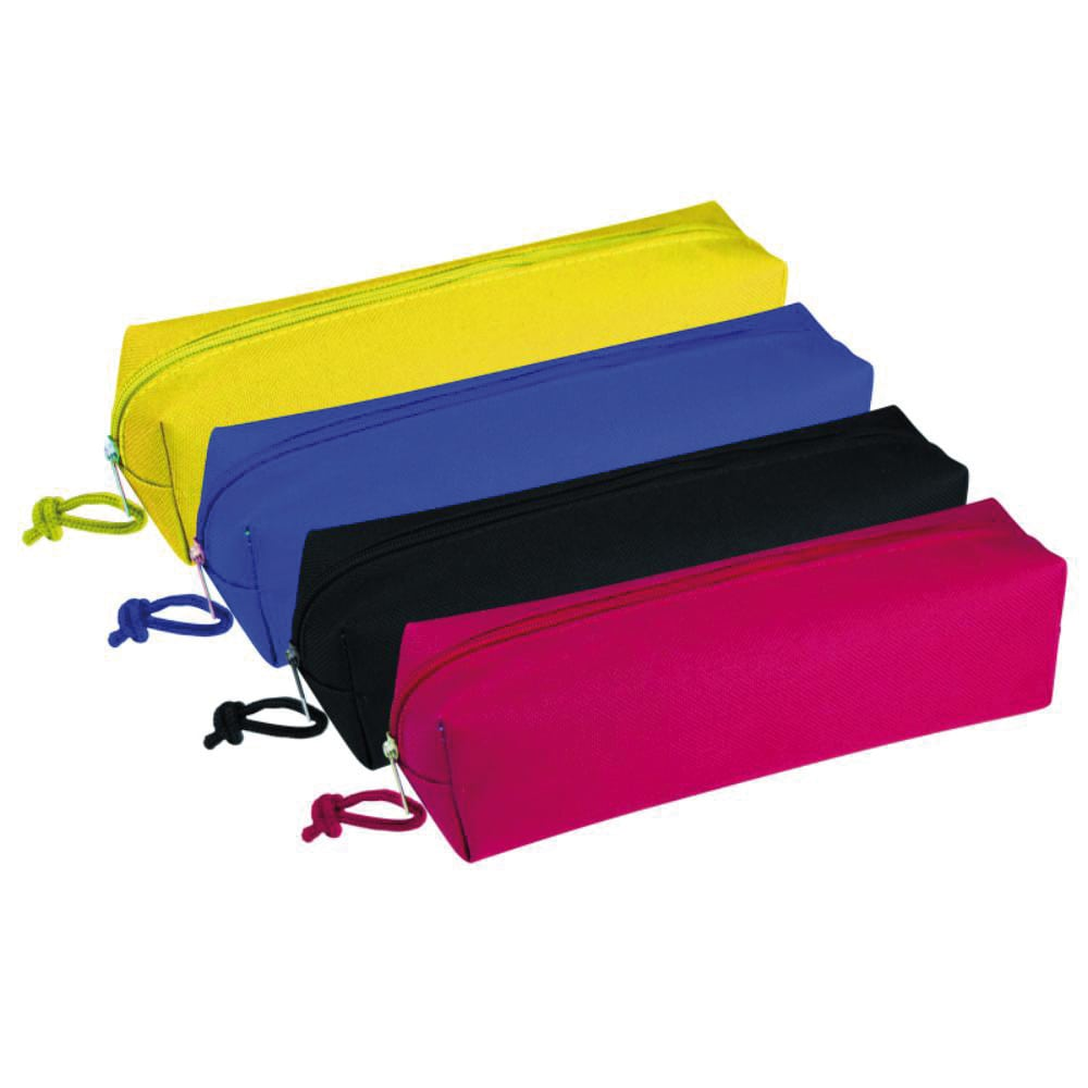 estuche escolar infantil colores promocional