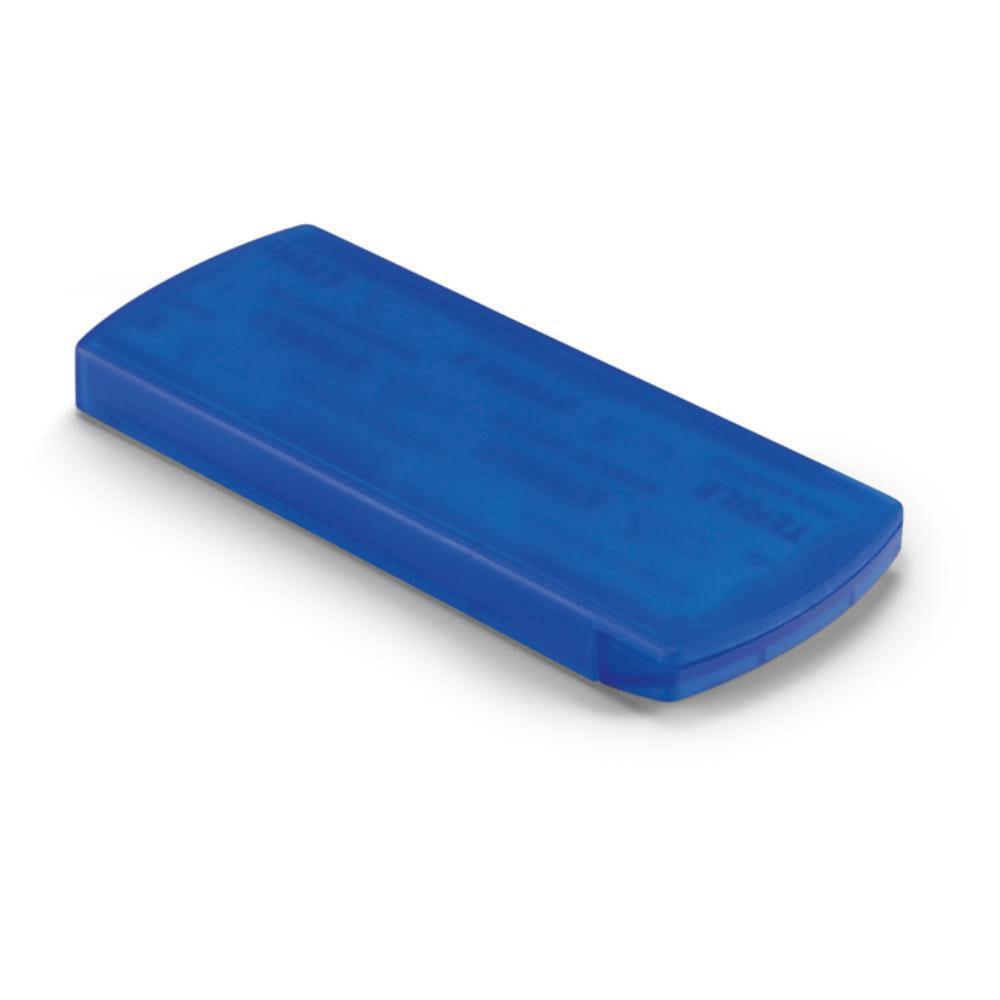 estuche tiritas caja plastico