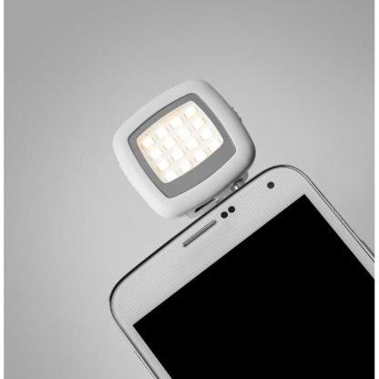 flash fotos moviles bateria recargable