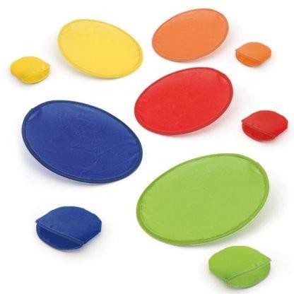 frisbee plegable colores funda colores
