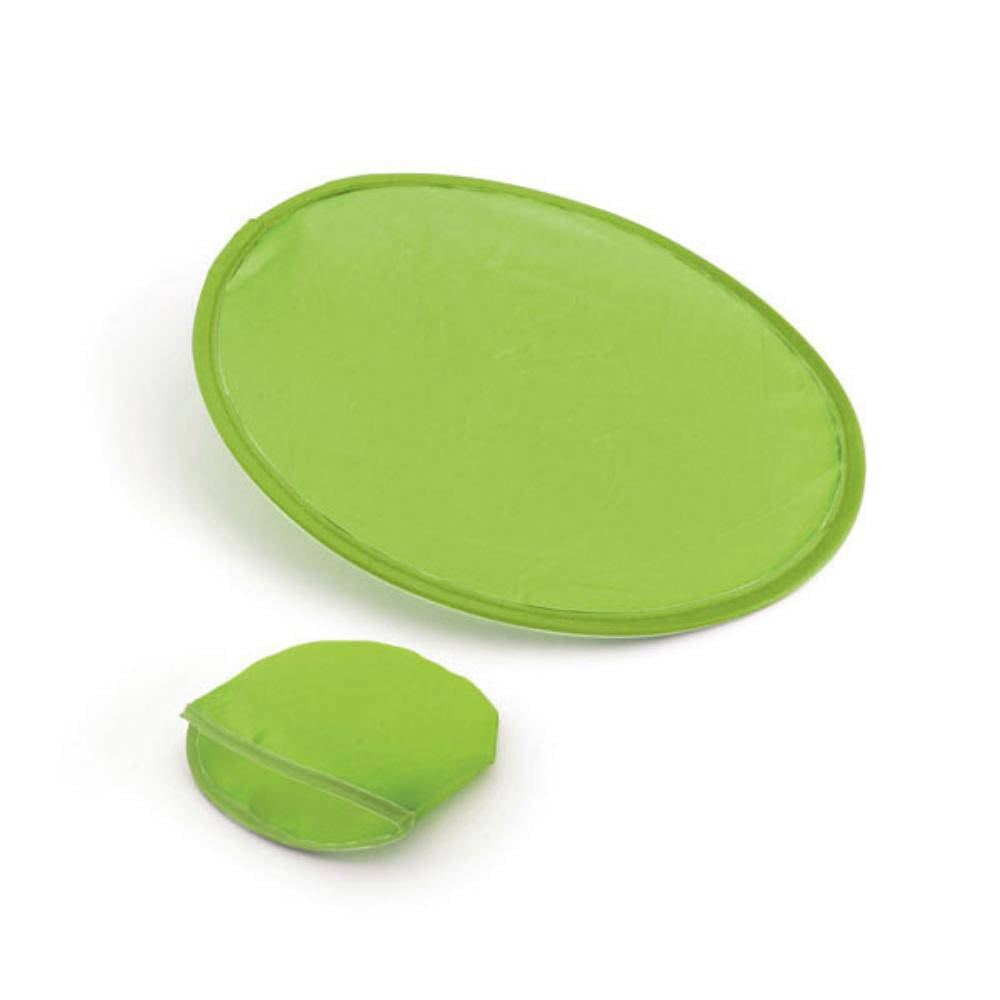 frisbee plegable colores funda colores