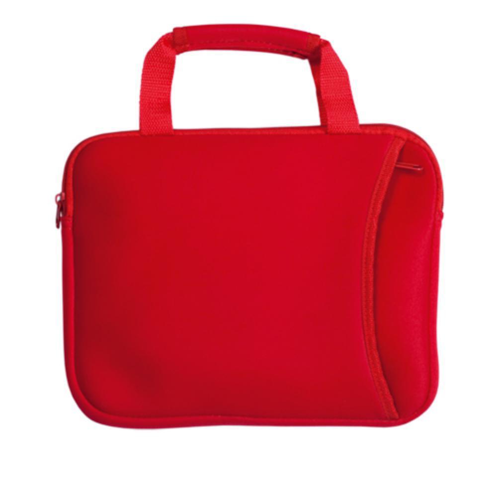 funda maletin ordenador neopreno rojo azul negro