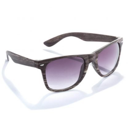 gafas sol acabado madera unisex