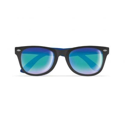 gafas sol bicolor lentes espejo