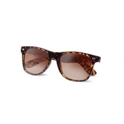 gafas sol estilo naracado marron negras mujer