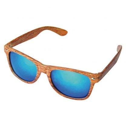 gafas sol publicitarias diseno madera