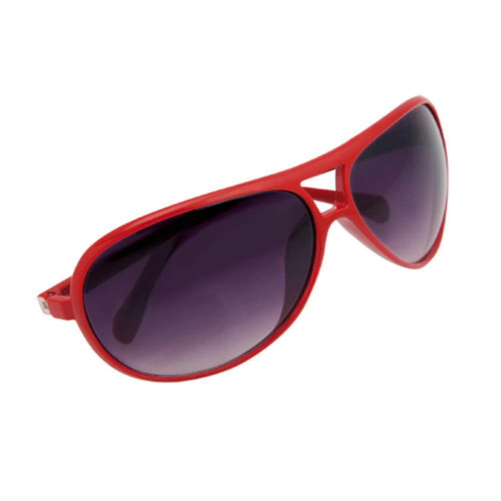 gafas sol roja amarillo azul negro blanco