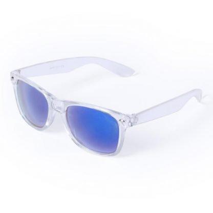 gafas sol transparentes lentes color