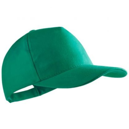gorra paneles cierre velcro gorra color