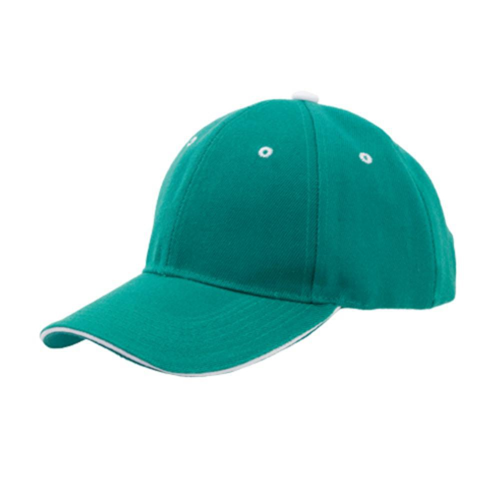gorra paneles calidad roja azul verde negro