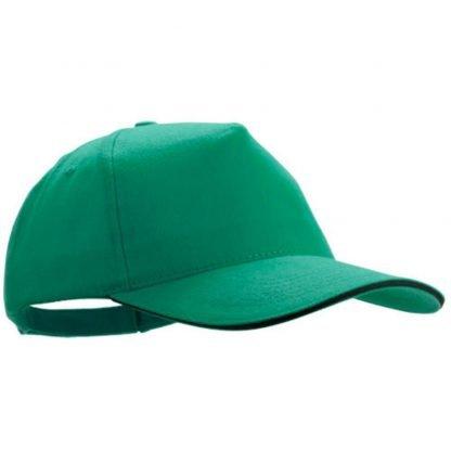 gorra algodon adultos colores