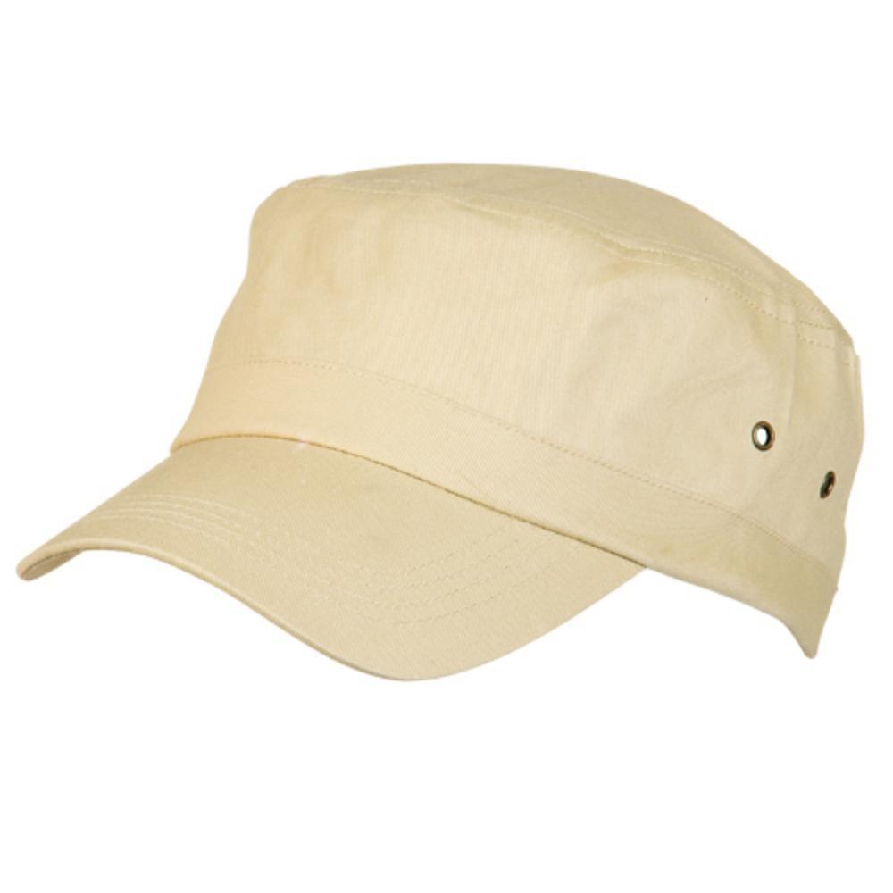 gorra algodon estilo militar moderna verde beig