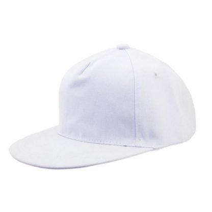 gorra algodon poliester visera dura recta moderno