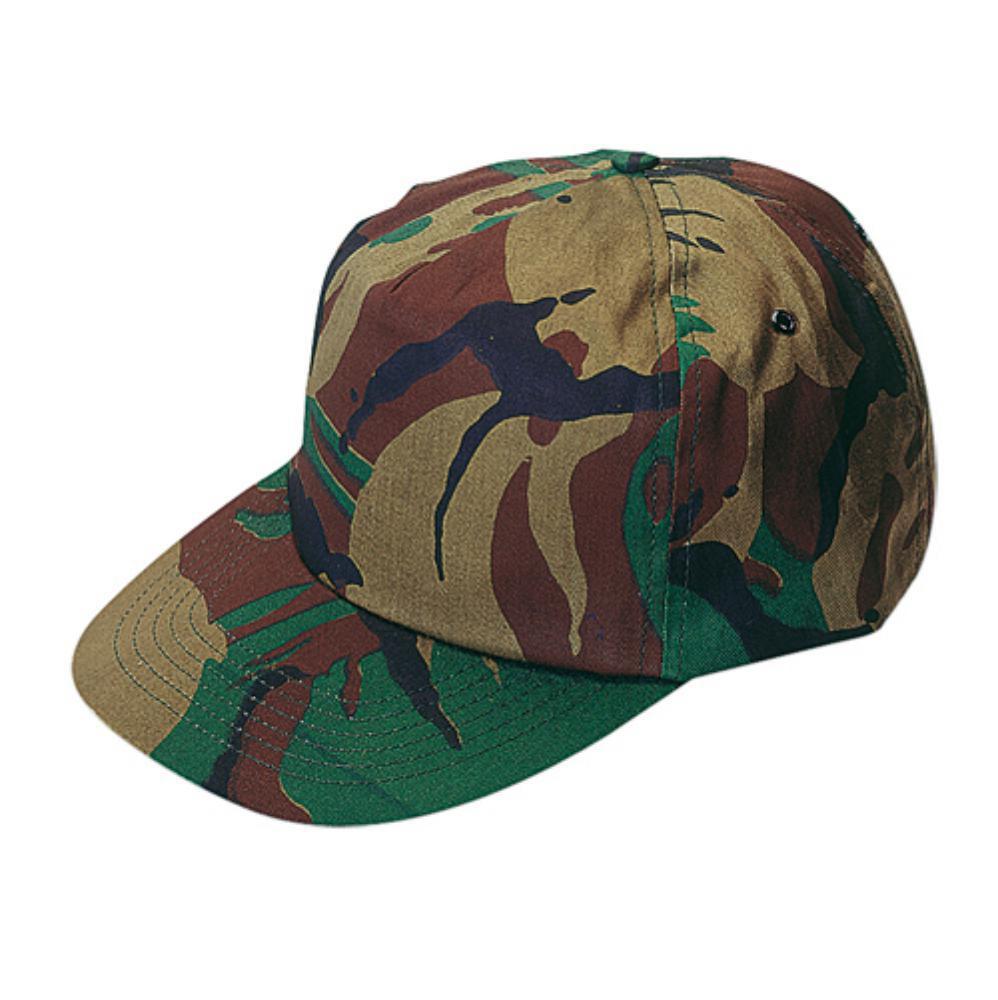 gorra camuflaje algodon militar