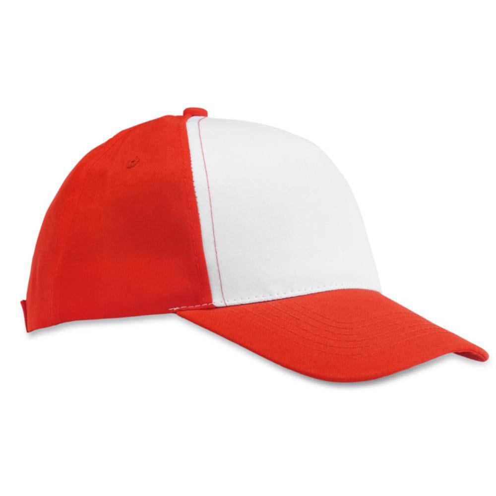 gorra combinada poliester paneles