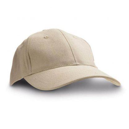gorra lona azul beig negra ajustable hebilla