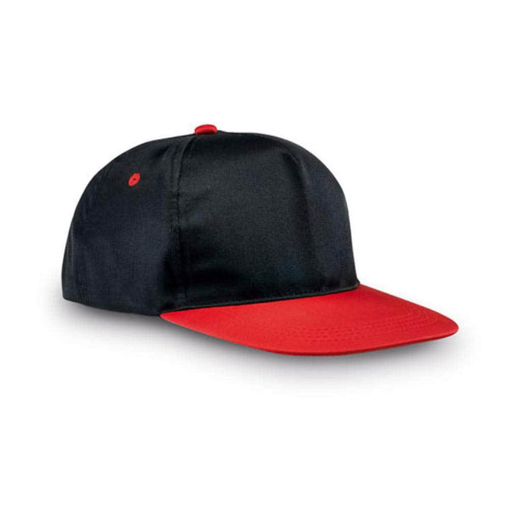 gorra moderna negra colores urbana