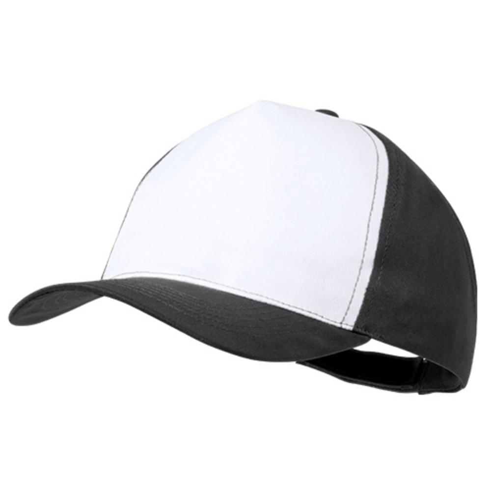 gorra poliester estilo vintage blanca combinacion color