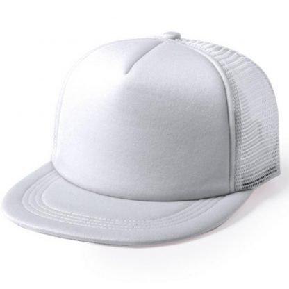 Gorra blanca para sublimar Yobs