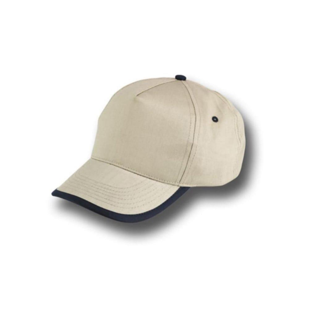 gorra ribete promocional barata