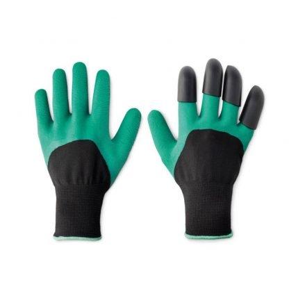 guantes jardineria cavar casa