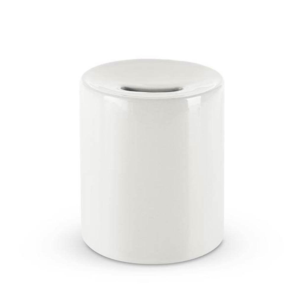 hucha ceramica blanca sublimación
