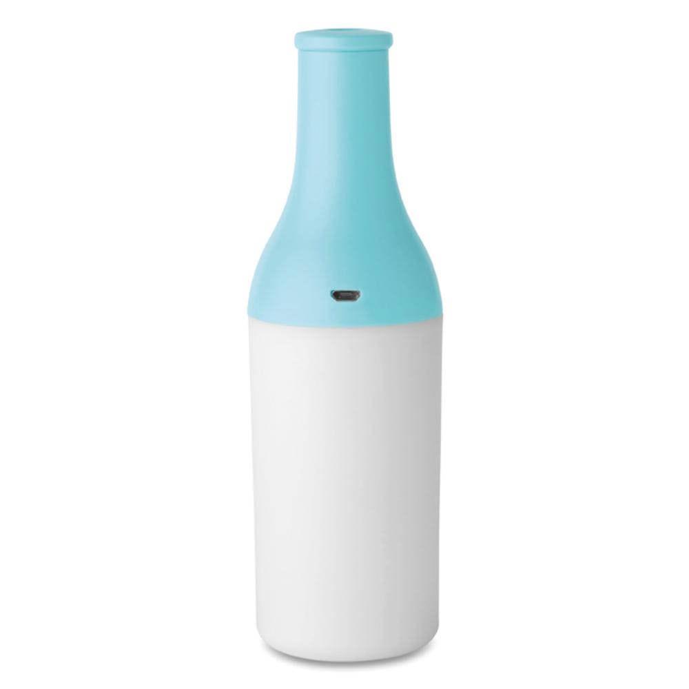 humidificador difusor aroma luz usb