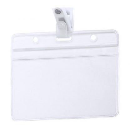 identifficador clip plastico acreditacion