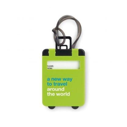 identificador maletas trolley viajar