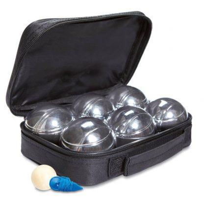 juego bolas petanca estuche